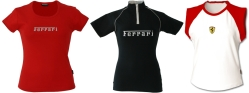 Official Ferrari Ladies Wear Shop