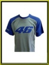 Valentino Rossi T-Shirt Blue 46